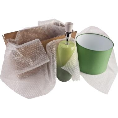 AirCap® Luftpolsterfolie BUBBLE PAK™ 30 cm x 50 m (B x L) Polyethylen, recycelbar transparent