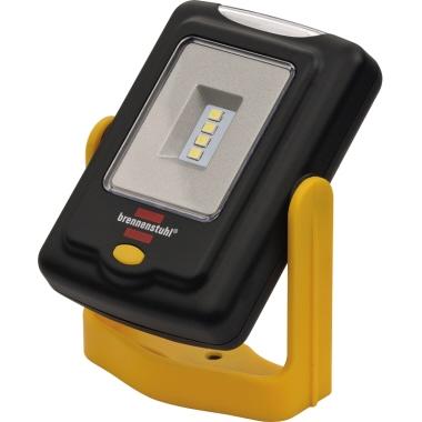 brennenstuhl® Arbeitsleuchte HL DB43 MH 200lm tageslichtweiß 7 LEDs Batterie