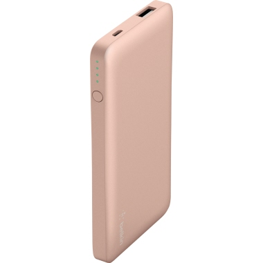 Belkin Powerbank Pocket Power 5K Produktverwendung: universell 63,25 x 123,44 x 12,95 mm (B x H x T)