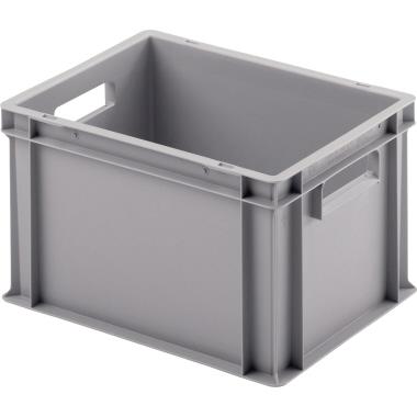 ALUTEC Aufbewahrungsbox 40 x 23,5 x 30 cm (B x H x T) 23l Polypropylen grau