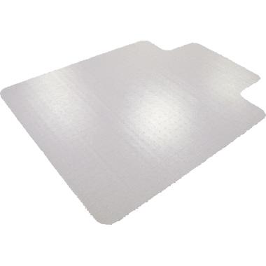 Cleartex Bodenschutzmatte advantagemat® 115 x 134 cm (B x T) Vinyl, phthalatfrei transparent
