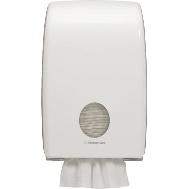 Aquarius Handtuchspender 26,5 x 39,9 x 13,6 cm (B x H x T) Kunststoff weiß