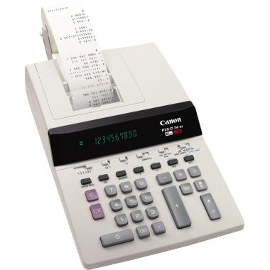 Canon Tischrechner P29-DIV schwarz/rot 207 x 76 x 300 mm (B x H x T) Netzbetrieb weiß