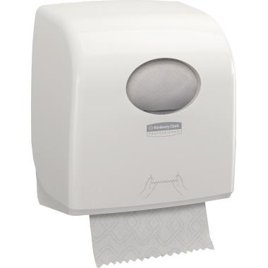 Aquarius Handtuchspender Slimroll™ 32,4 x 29,7 x 19,2 cm (B x H x T) Kunststoff weiß
