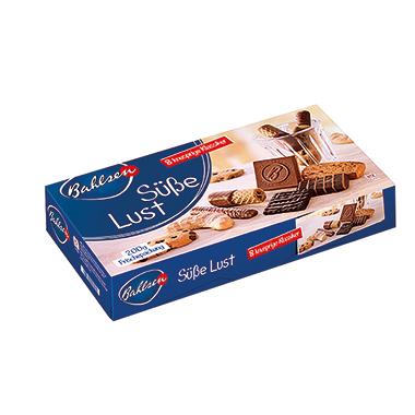 Bahlsen Gebäckmischung Süße Lust 200 g/Pack.
