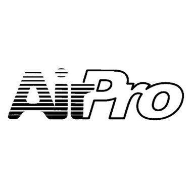 AIRPRO Luftpolstertasche Kraftpapier weiß