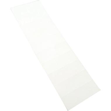Beschriftungsschild 58 x 18 mm (B x H) 160g/m² Karton weiß 100 St./Pack.