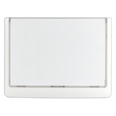 DURABLE Türschild CLICK SIGN 149 x 105,5 mm (B x H) Beschriftungsschild auswechselbar ABS Kunststoff