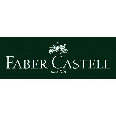 Faber-Castell Radierer PVC-FREE 7095 Bleistift 2,2 x 1,1 x 6 cm (B x H x L) Kunststoff weiß