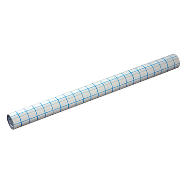 Bucheinbandfolie 40 cm x 3 m (B x L) selbstklebend Polypropylen transparent