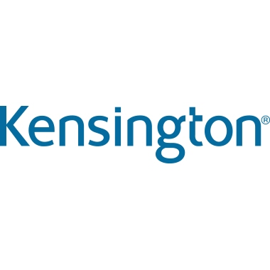 Kensington Fußstütze SmartFit® SoleMate™ Pro 53 x 9-12 x 34 cm (B x H x T) Kunststoff grau