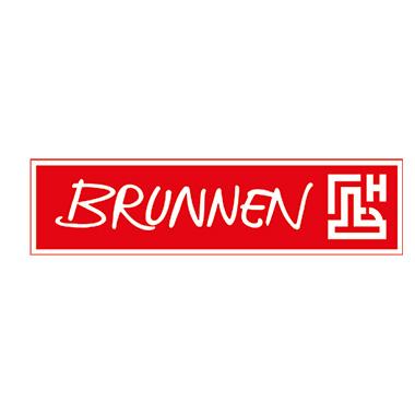BRUNNEN Collegeblock Premium Metallic DIN A5 kariert 90g/m² Karton farbig sortiert (freie Farbauswah