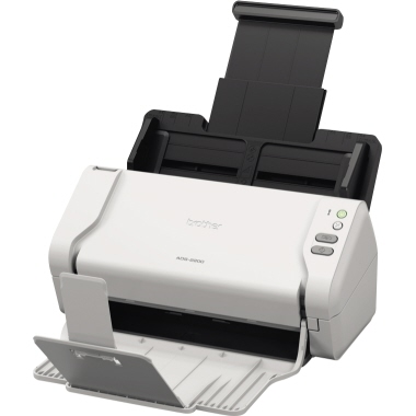 Brother Scanner ADS-2200 29,9 x 14,1 x 14,5 cm (B x H x T) DIN A4 35 Seiten/Min. (Simplex), 70 Bilde