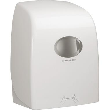 Aquarius Handtuchspender 32,6 x 43 x 24,1 cm (B x H x T) Kunststoff weiß