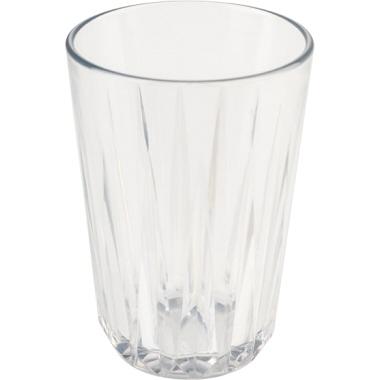 APS Trinkglas 7 x 9,5 cm (Ø x H) 150ml Tritan transparent